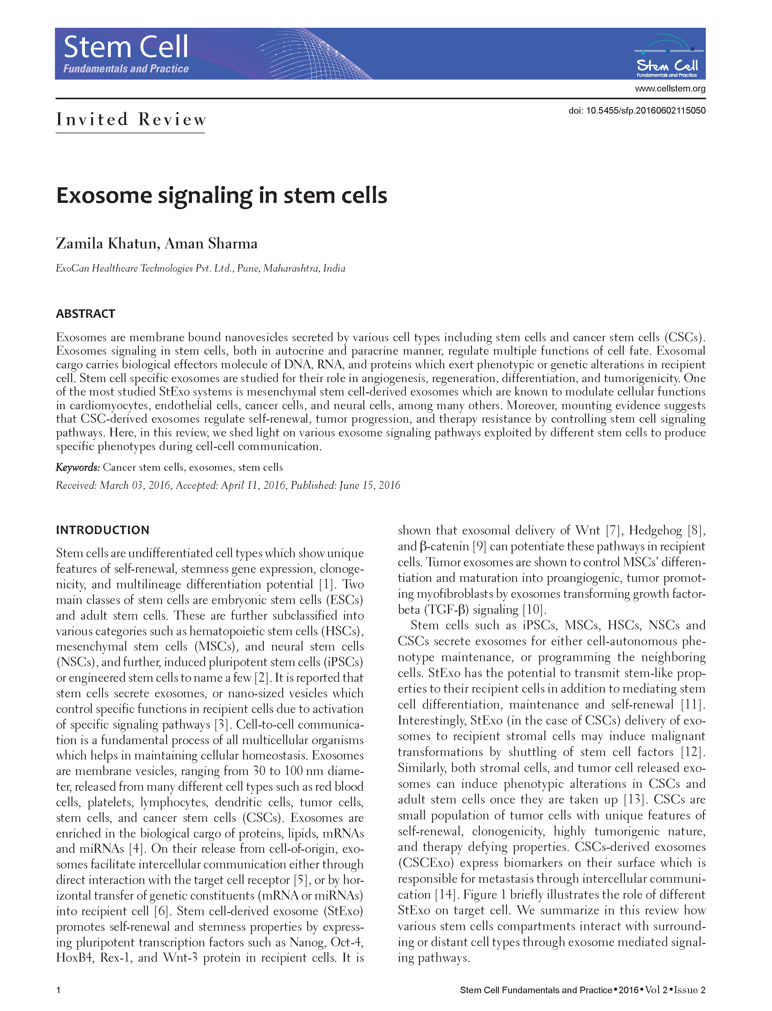 Receiving Report Template Receiving Free Construction Project  Exosome Signalling In Stem Cells Page 1 Receiving Report Template  Payment Receiving ...  Payment Received Template